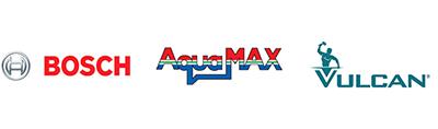 brands - bosch, aquamax, vulcan