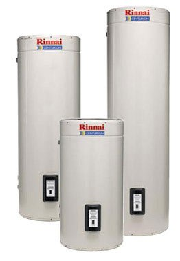 Rinnai range of electric hot water systems